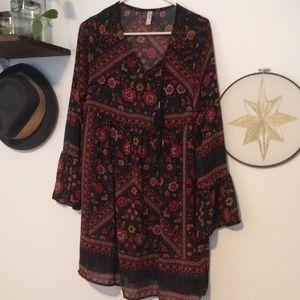 Xhilaration Boho dress